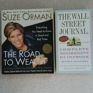 Financial planning books